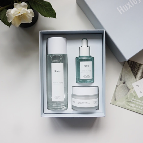 HUXLEY HYDRATION CARE SET
