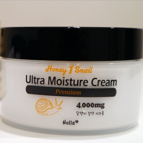 HONEY1 SNAIL ULTRA MOISTURE CREAM - NELLA