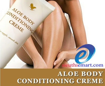 KEM DƯỠNG THỂ ALOE BODY CONDITIONING CREME