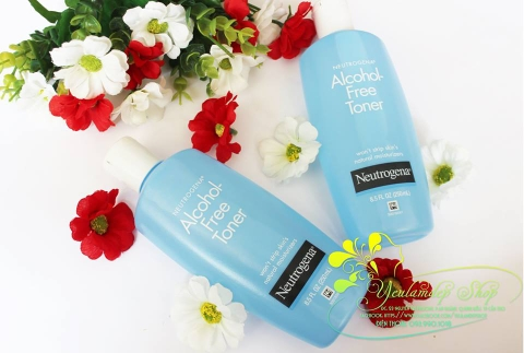 Alcohol Free Toner Neutrogena
