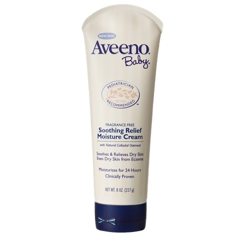 Kem dưỡng ẩm Aveeno Baby Soothing Relief Moisture Cream