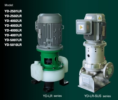 LR linear seal pump