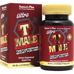 TPCN  Ultra T Male Testosterone Boost