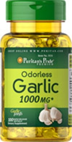 Viên tỏi Odorless Garlic 1000 mg