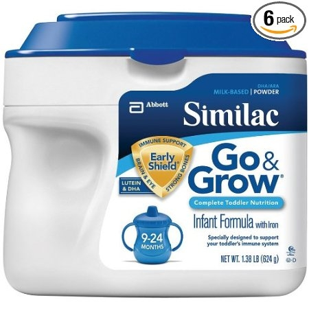 Sữa bột Similac Go & Grow Stage 3