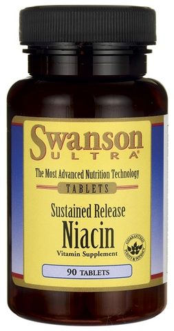 TPCN cho tim mạch - Sustained Release Niacin