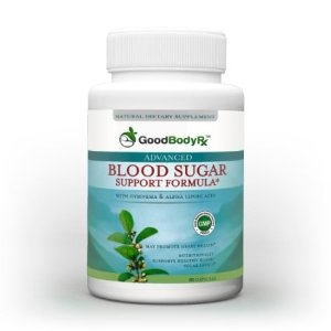 TPCN GoodBody Rx Advanced Blood Sugar Support Formula