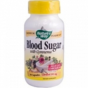TPCN Natures Way Blood Sugar with Gymnema