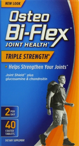 TPCN bổ xương khớp - Osteo Bi-Flex Triple Strength with Joint Shield