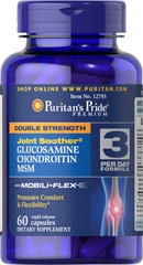 TPCN Double Strength Glucosamine Chondrointin & MSM Joint Soother