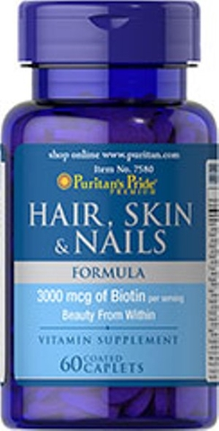 TPCN Hair, Skin & Nails Formula