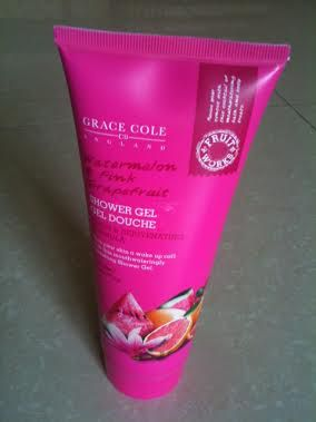 Sữa tắm Grace Cole, Fresh & Rejuvenating Formula
