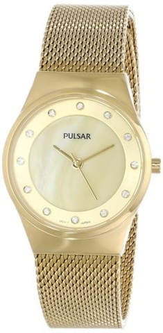 Đồng hồ Pulsar Women's PH8056 Stainless Steel