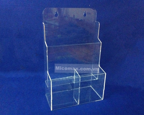 KTR-1207 Multi-tiered Brochure/ Leaflet Holder