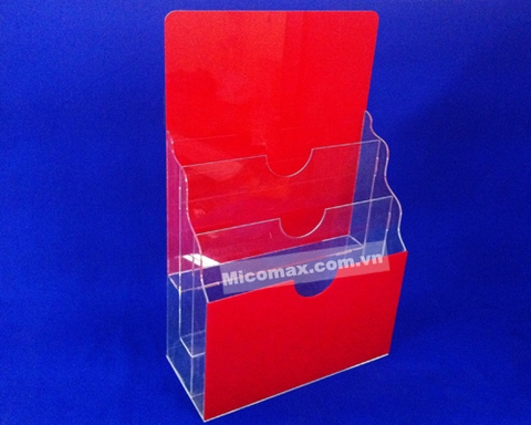KTR-2911 Multi-tiered Brochure/ Leaflet Holder