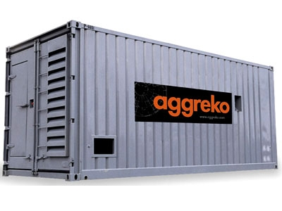 Aggreko Power Rental