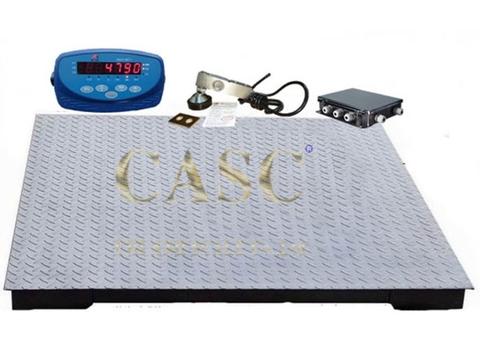 Cân sàn điện tử model FS-T1 hãng sản xuất Cân Chi Anh