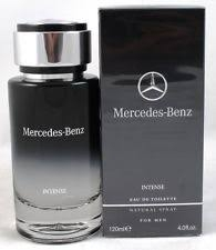 Mercedes-Bens Intense Eau De Toilette 120ml
