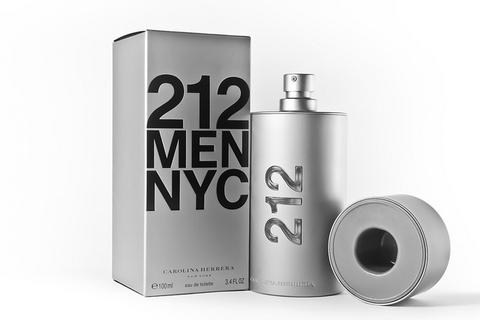 212 MEN NYC Carolina Herrera