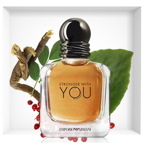 Nước hoa nam Stronger With You Emporio Armani 100ml