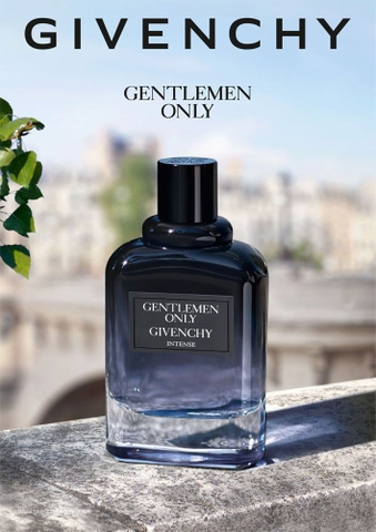 Nước Hoa Givenchy Gentlemen Only Intense Men 100ml