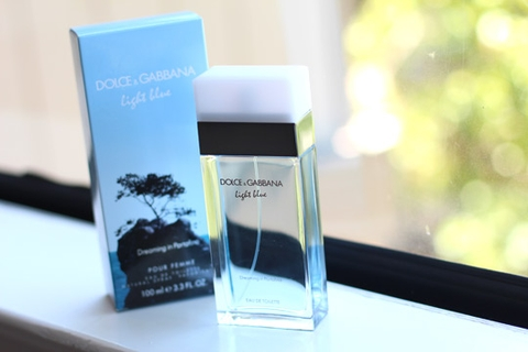 Nước Hoa Nữ Dolce & Gabbana Light Blue Dreaming In Portofino 100ml