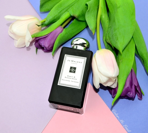 NƯỚC HOA JO MALONE COLOGNE INTENSE ORRIS & SANDALWOOD FOR UNISEX 2016