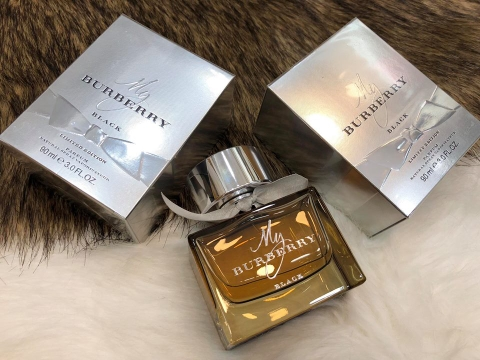 Nước Hoa My Burberry Black Limited Edition Parfum 90ml