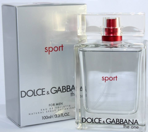 Nước Hoa Nam D&G The One Sport Eau De Toilette 100ml