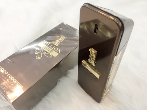 Nước Hoa Nam One Million Prive Paco Rabanne EDP 100ml