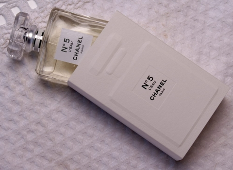 NƯỚC HOA CHANEL No5 L'EAU 100ML