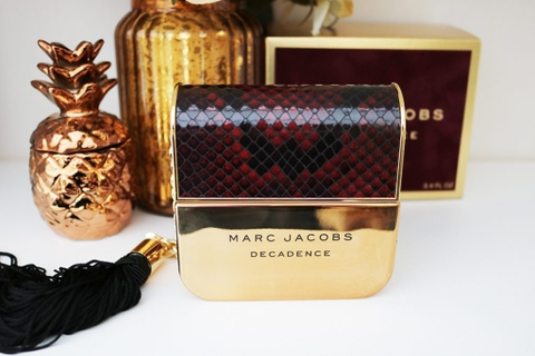 Nước Hoa Marc Jacobs Decadence Rouge Noir Limited Edition 2017