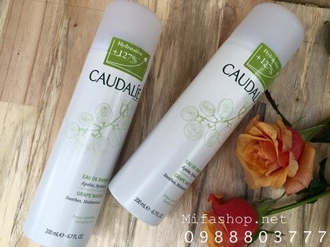 XỊT KHOÁNG CAUDALIE EAU DE RAISIN GRAPE WATER PARIS