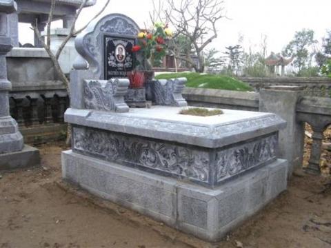 mộ đá tam sơn 23