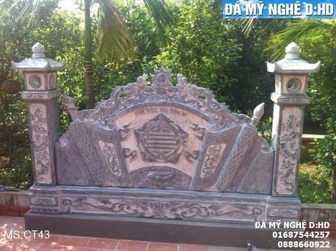 Cuốn thư đá đẹp tại Ninh Bình