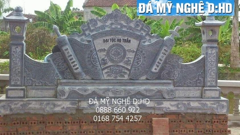 Cuốn thư đá tại Ninh Bình