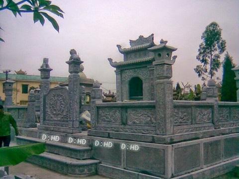 khu lăng mộ đá đẹp 26