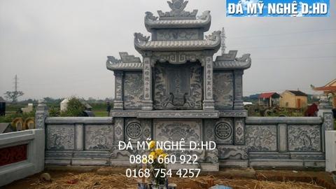 khu lăng mộ tại Kim Bảng -Hà Nam