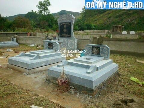 mộ đá khối 28