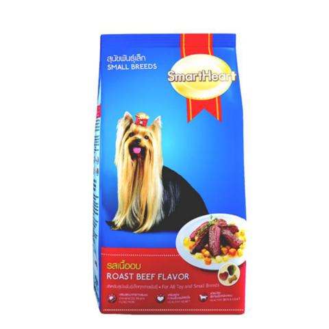 Smartheart Small Breed Roast Beef Flavor 1.5kg