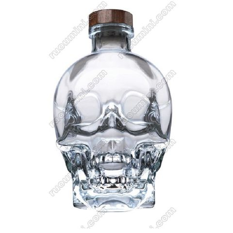 Vodka Crystal Head 0.75 l