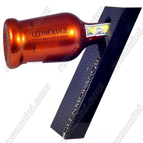 Glenmorangie with cradle