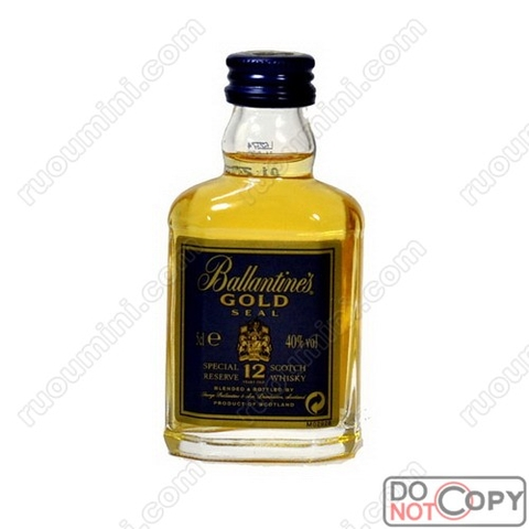 Ballantines Gold 12 years old