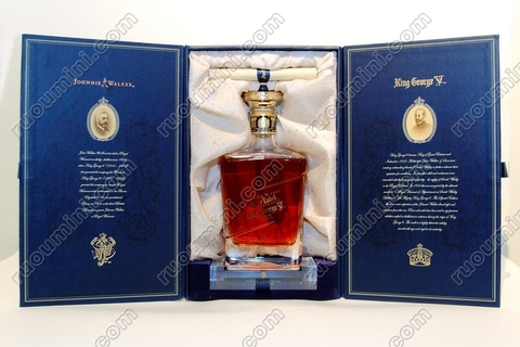 Johnnie Walker Blue Label King George V Edition