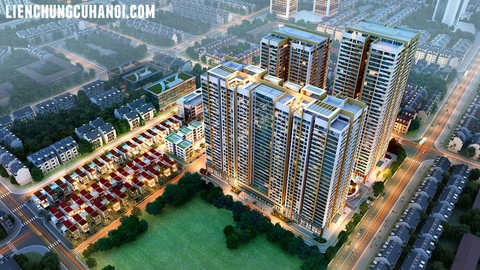 Imperia Garden 203 Nguyễn Huy Tưởng