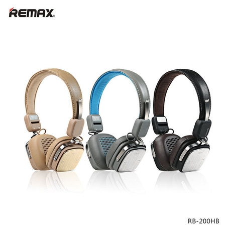 Headphone Bluetooth Remax RB - 200HB
