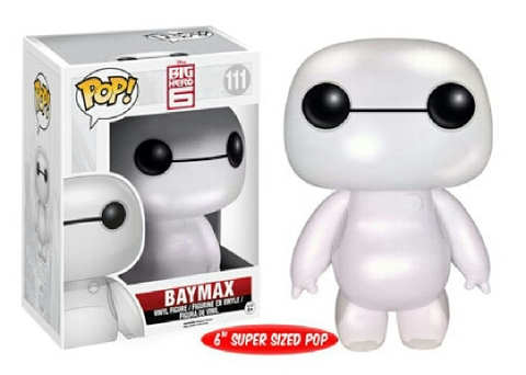 Funko Pop Big Hero 6 #111