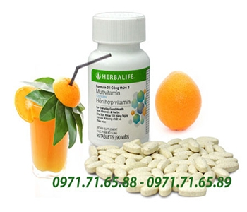Multi Vitamin Herbalife F2