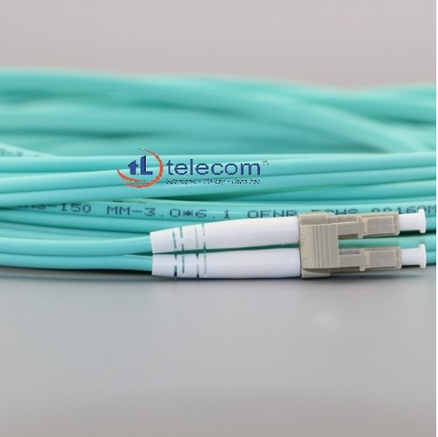 DÂY NHẢY QUANG MULTIMODE DUPLEX OM3 LC- LC DX PATCH CORD