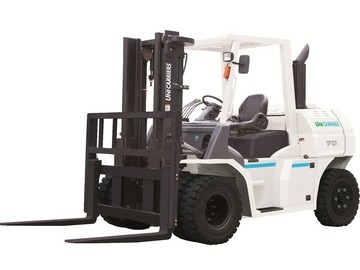 Xe nâng dầu 6 - 10 tấn Unicarriers mới 100% - Made in Japan
